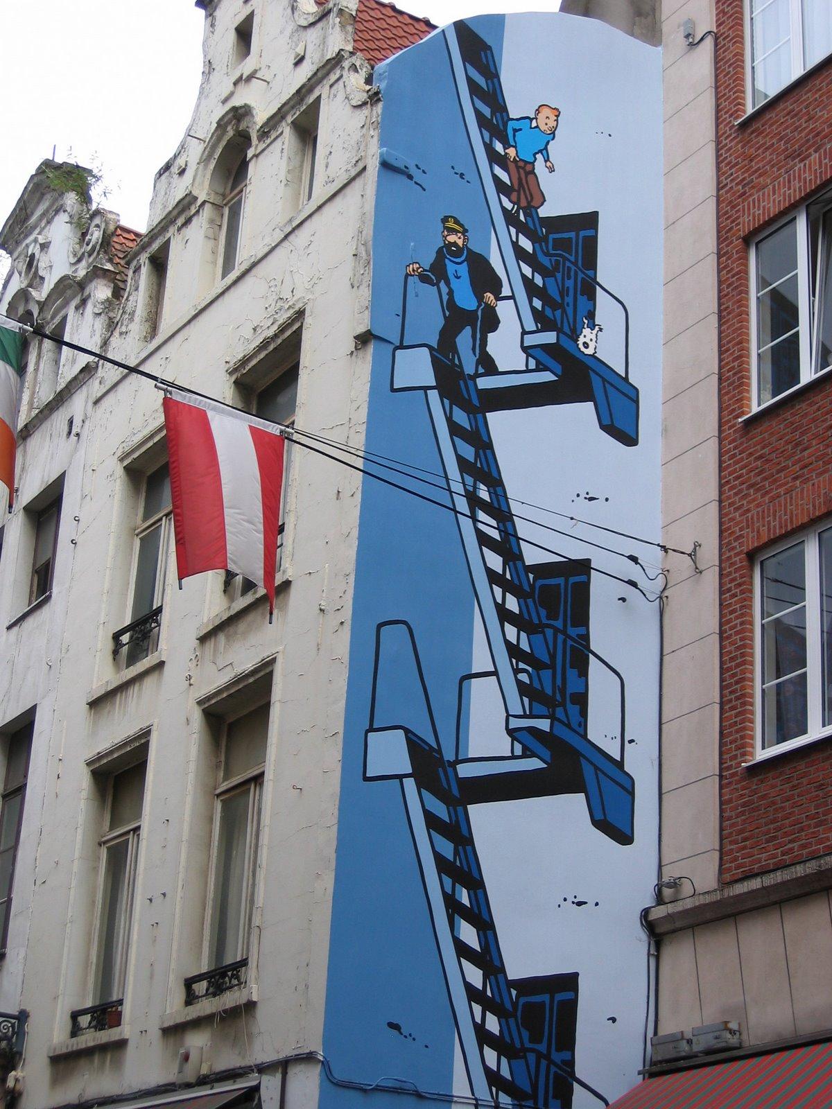 Building in Brussels