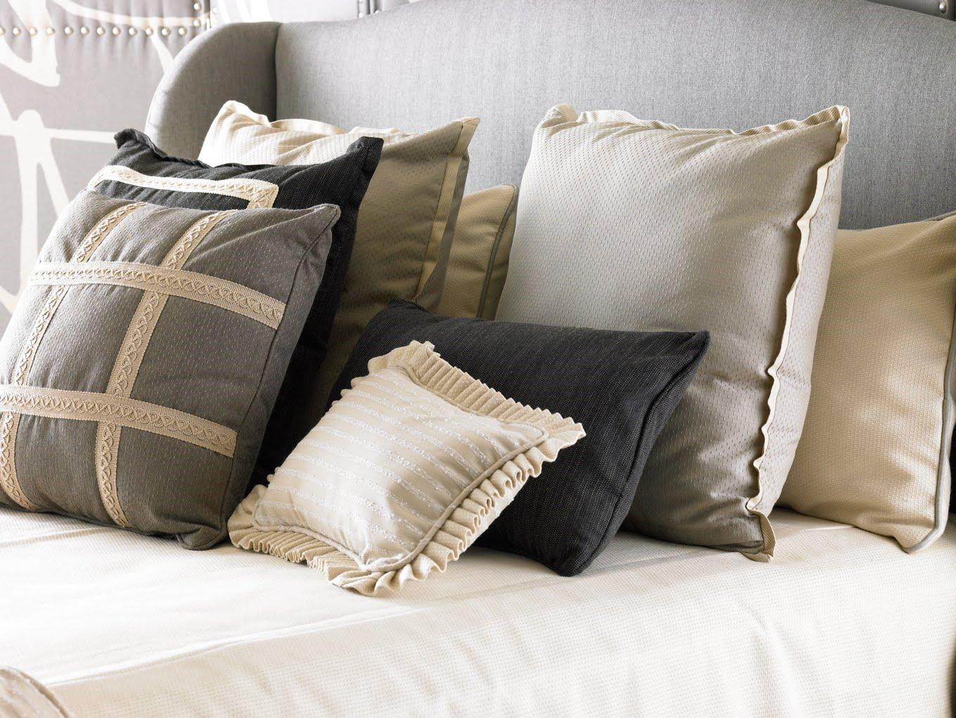Sunbrella Indoor Pillows