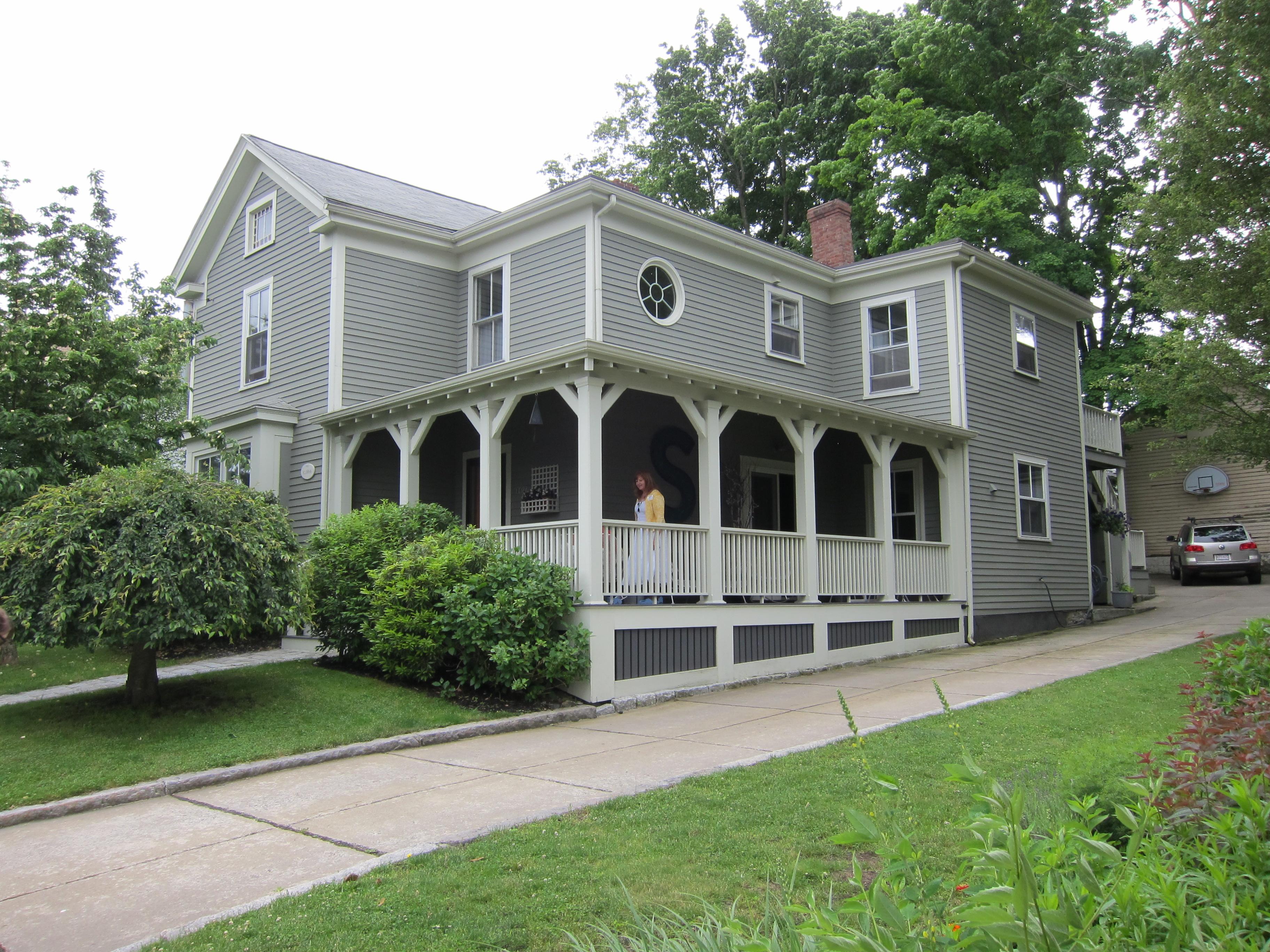 Newton House Tour 2012 - Featured Home
