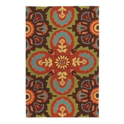 Talavera Tile ColorSpree Rug