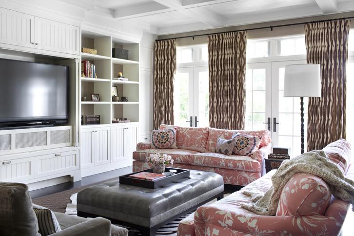 Burnham Design - Beverly Hills Tudor