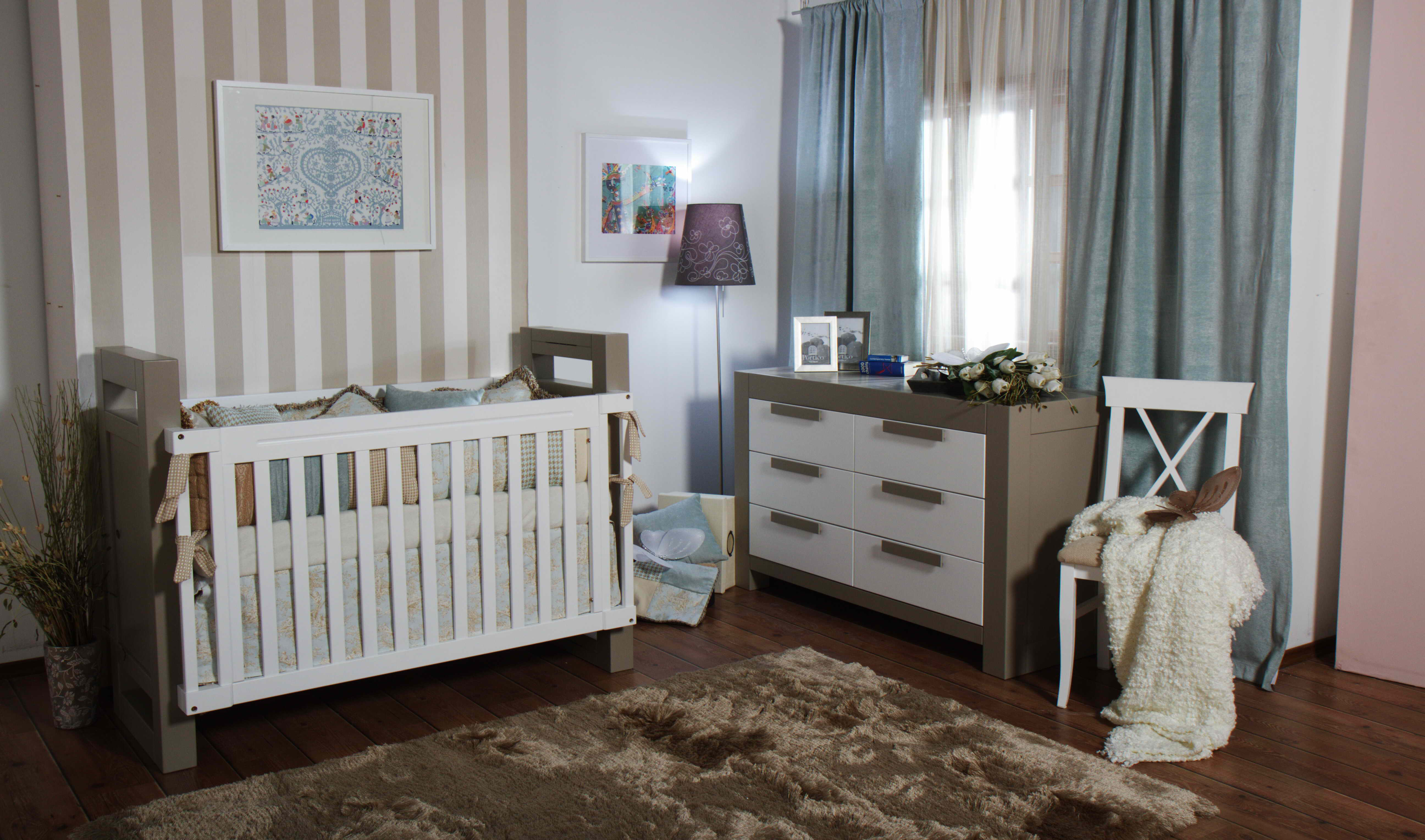 Romina Ventianni nursery furniture collection