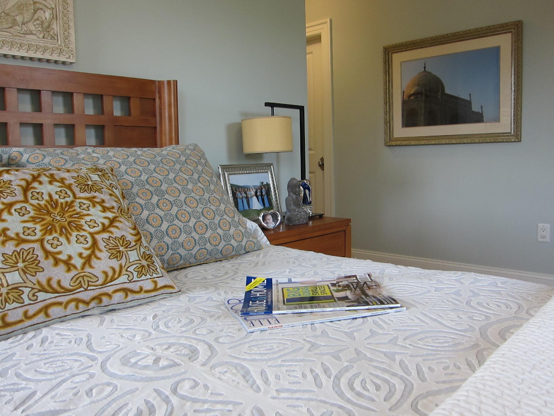 Master Bedroom - Taj Mahal Photograph
