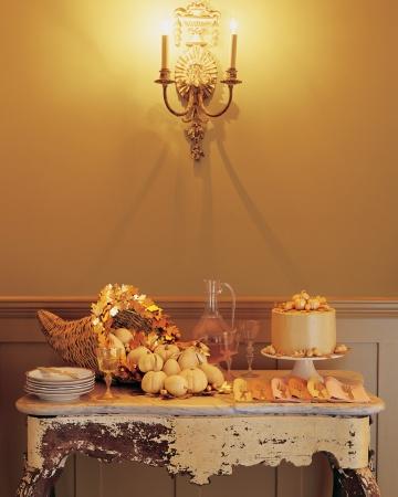 Cornucopia Table