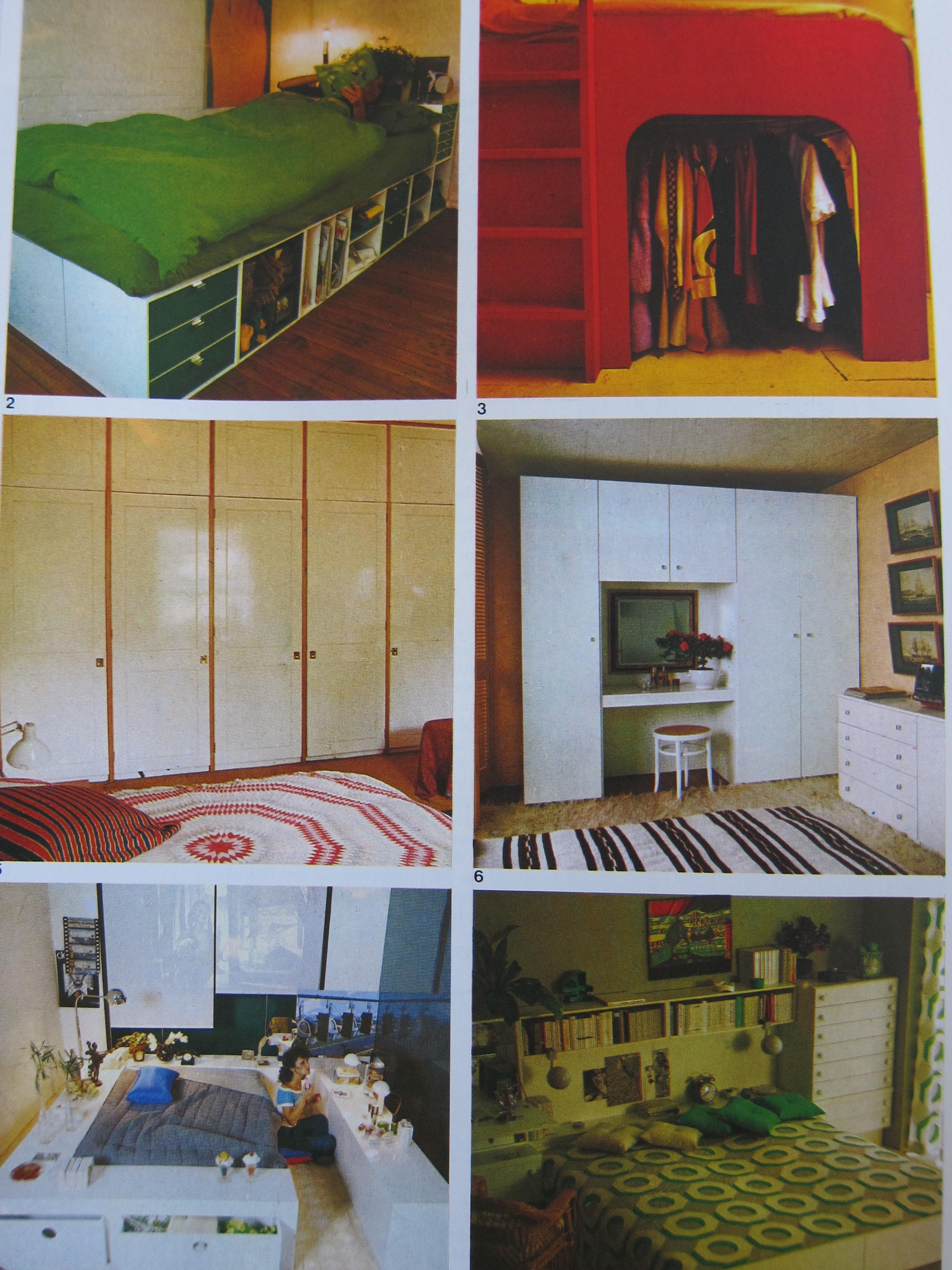 1970s Storage Solution