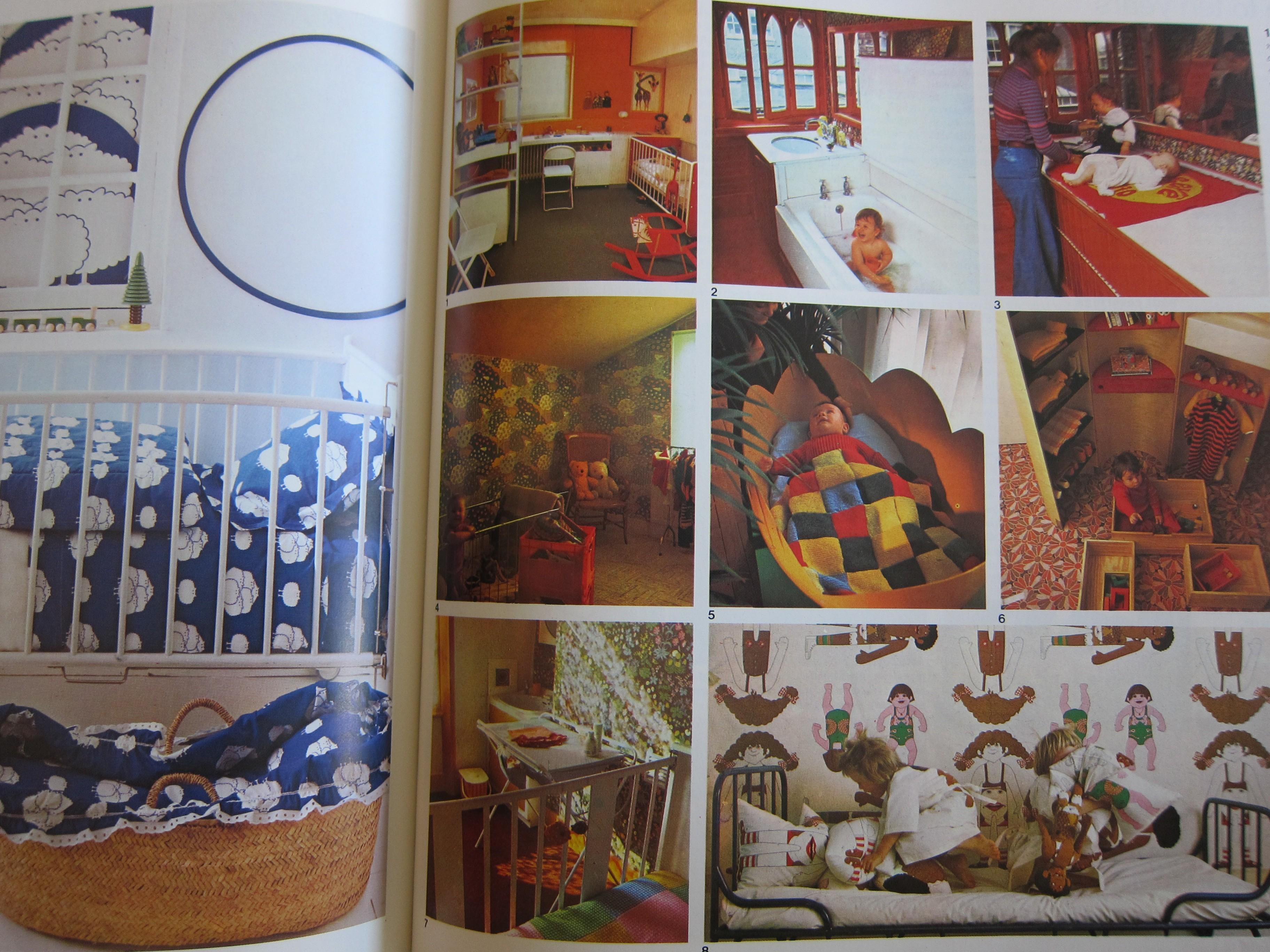 1970s Kids Rooms