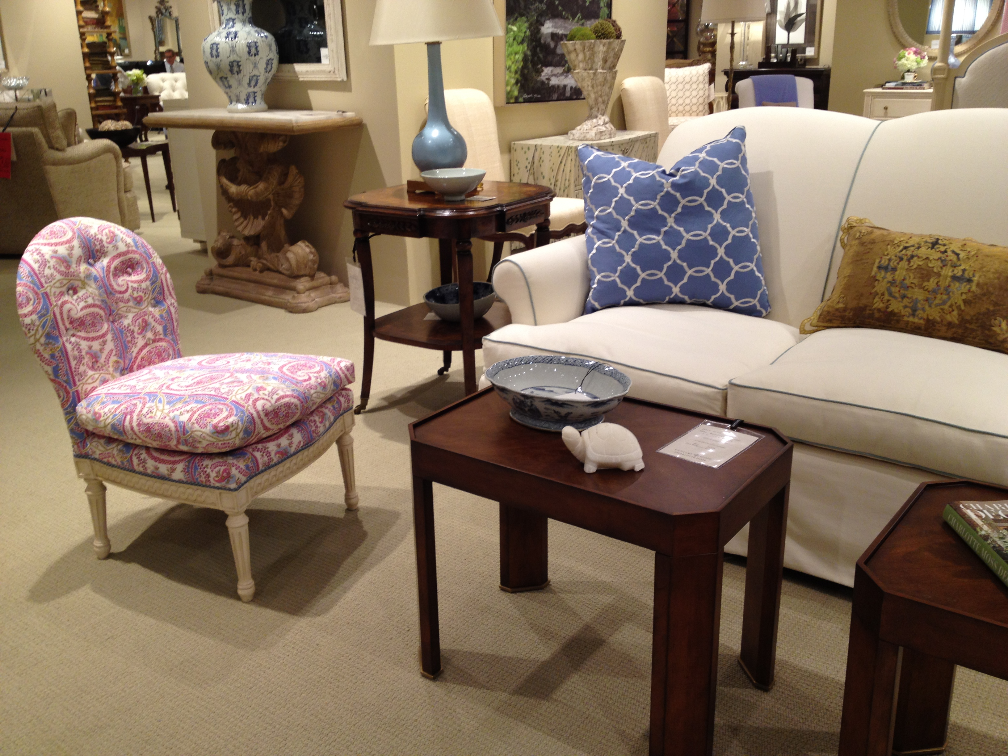 Mini Side Chair at Century Furniture