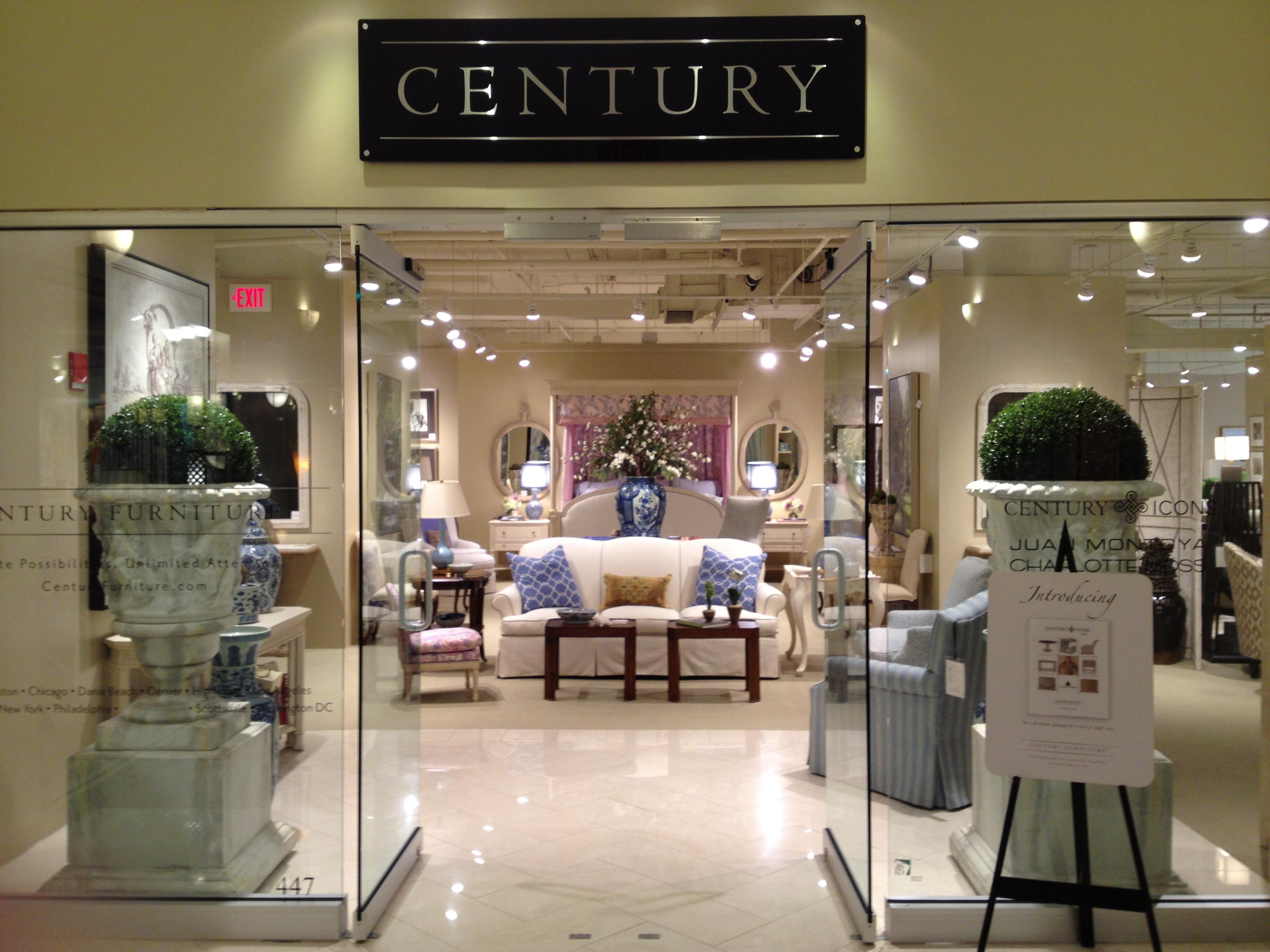 Century Furniture Showroom