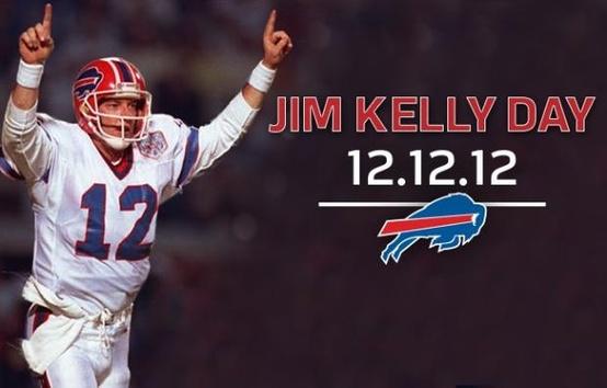Jim Kelly Day 12/12/12