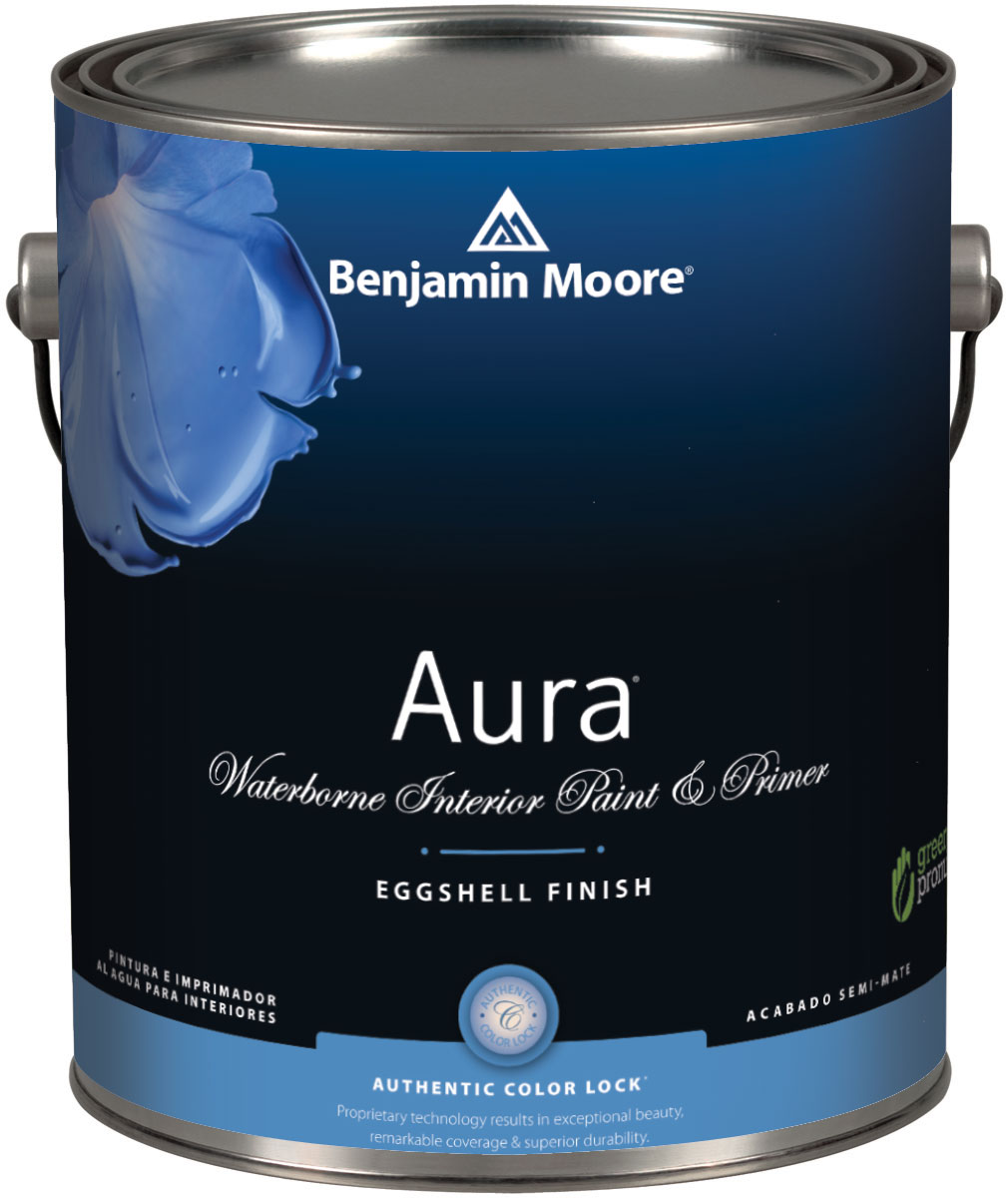 Benjamin Moore Aura Eggshell