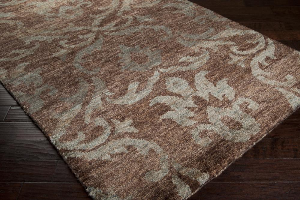 Trinidad hemp plush pile rug by Surya