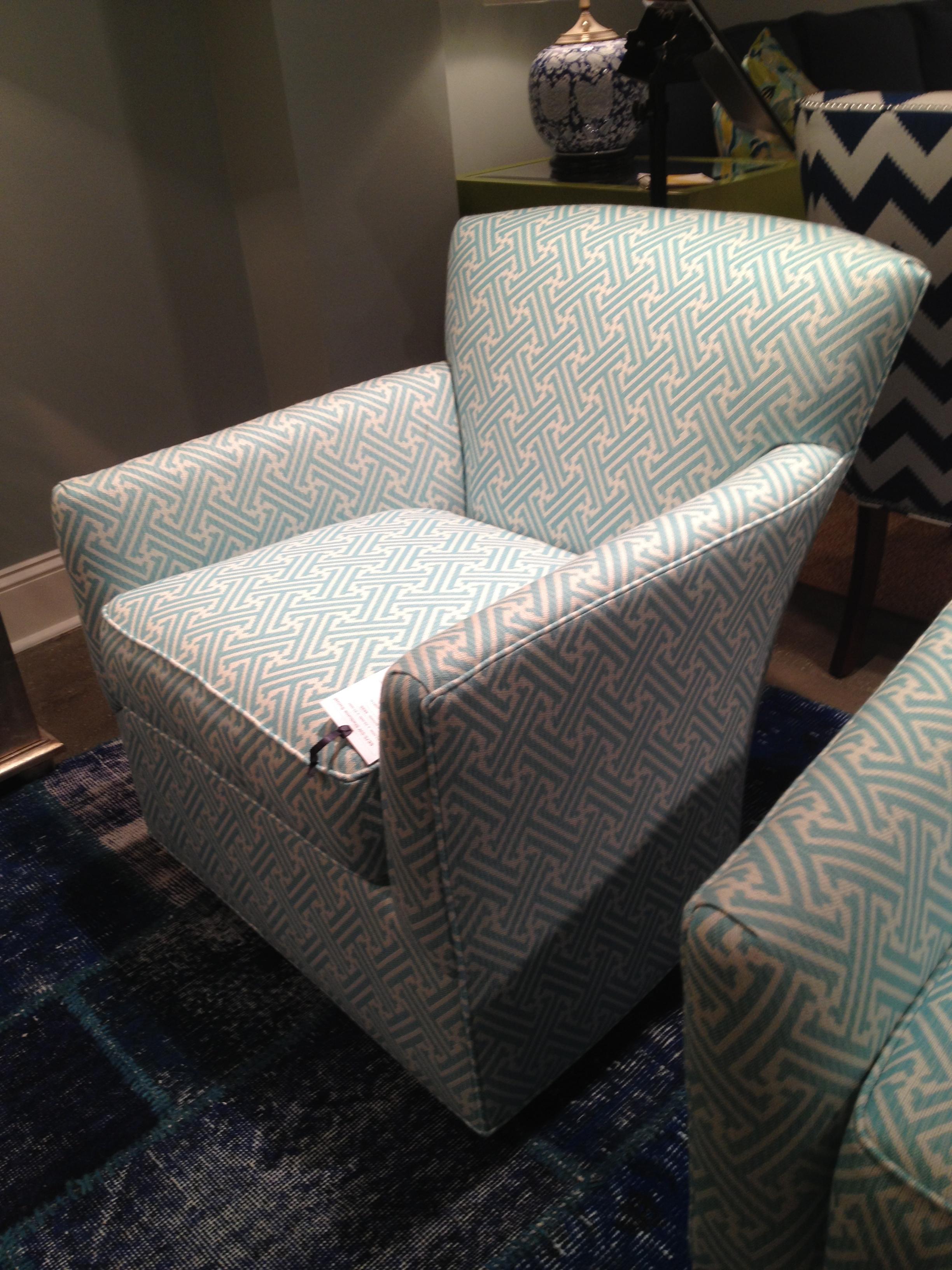 CR Laine Lounge Chair in Sunbrella