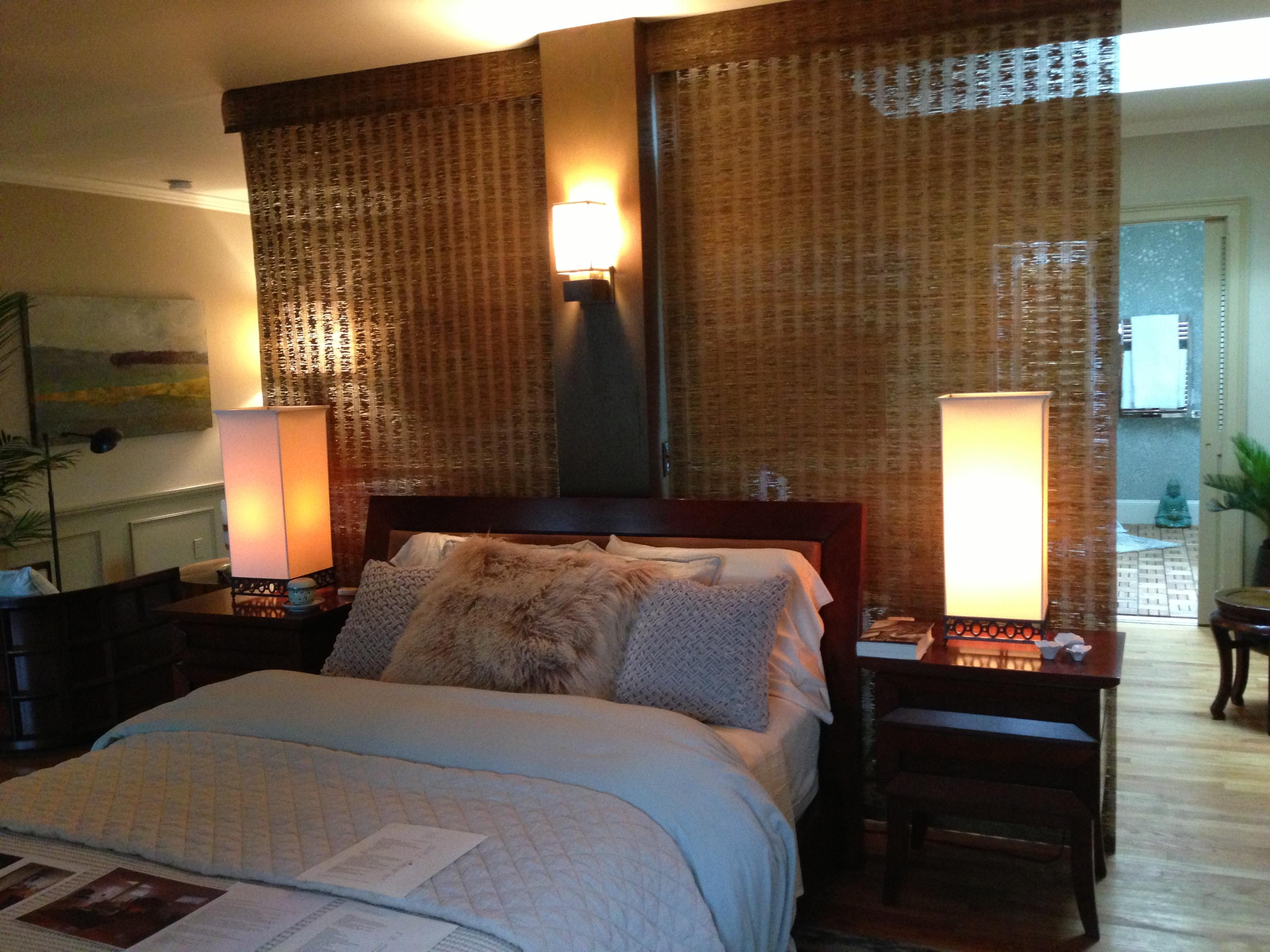 Secret Cove Show House 2013 - Master Bedroom. Designer: Pat Finn