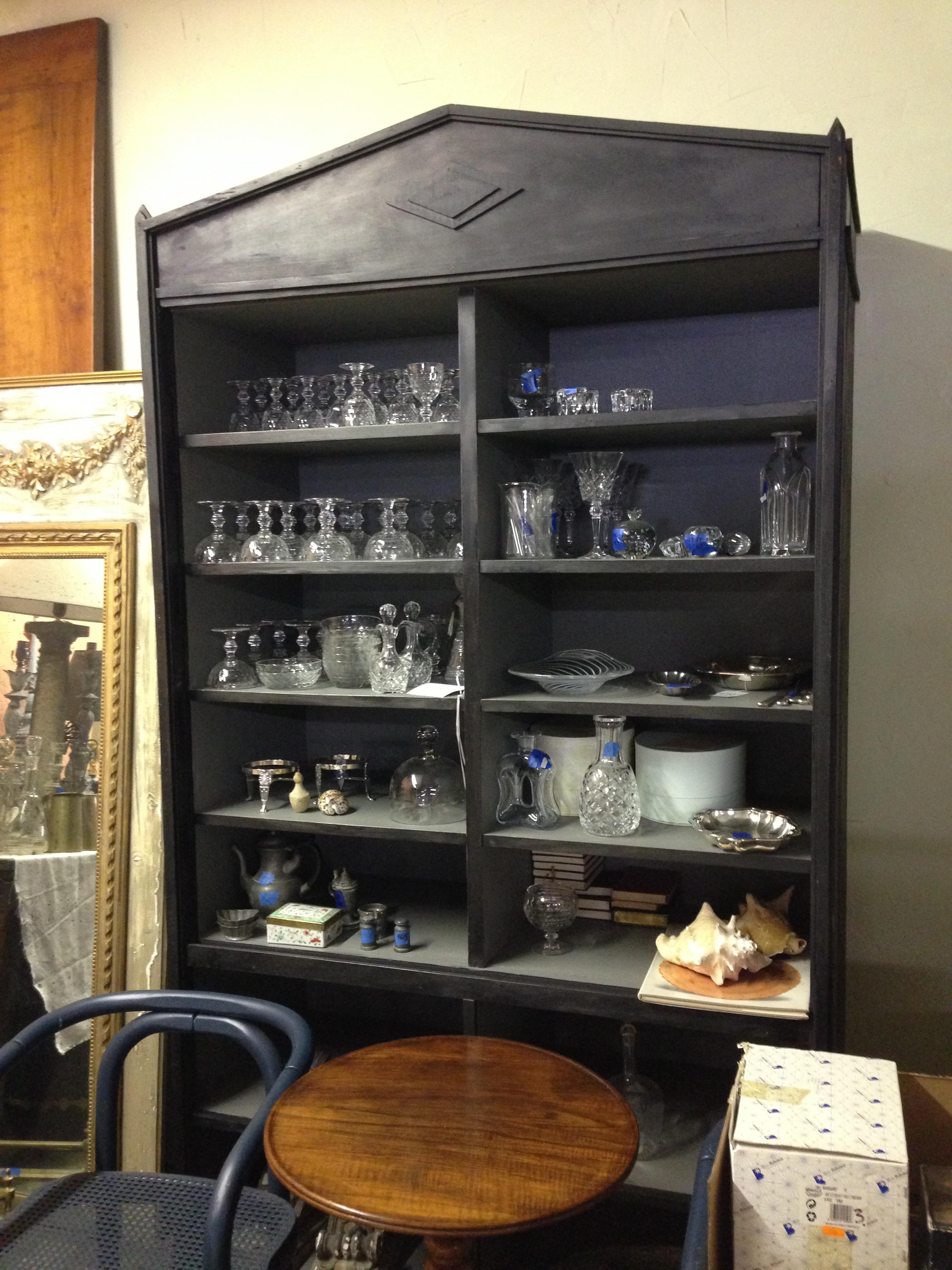 Mid-century Directoire Cupboard - Berkshire Home & Antiques