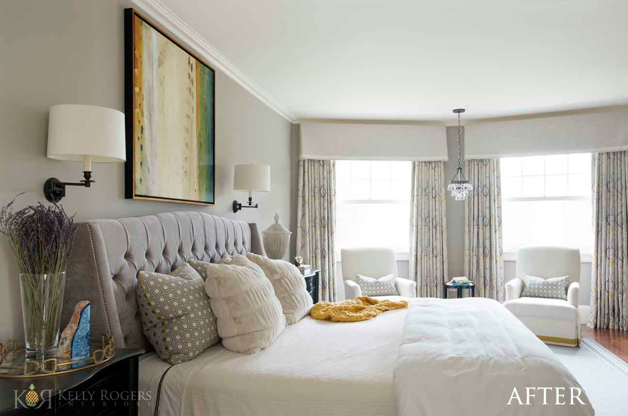 """My Master Bedroom """"After"""" 