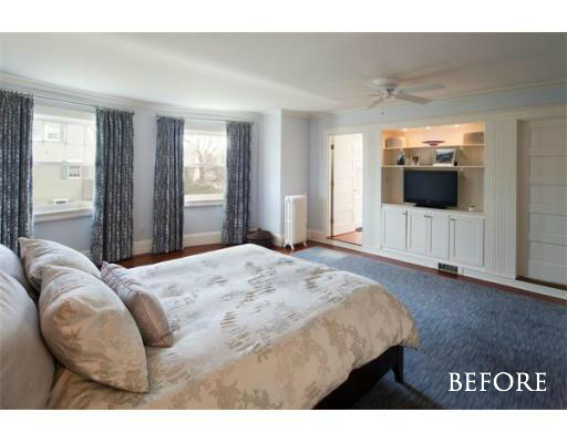 """""""Before"""" Master Bedroom 