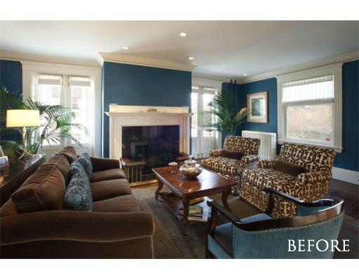 """""""Before"""" Living Room Photo 