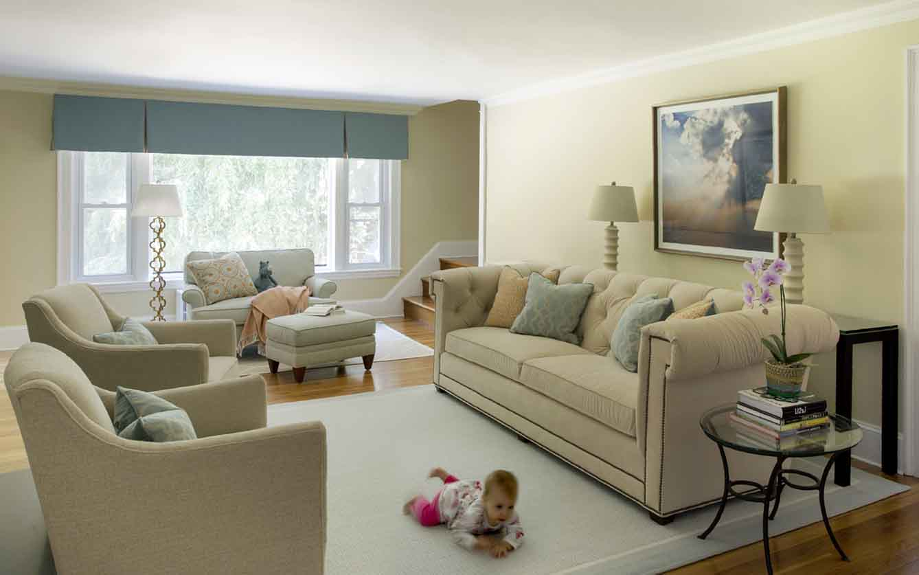 Lightened-Up Tudor: AFTER | Kelly Rogers Interiors | Interiors For Families