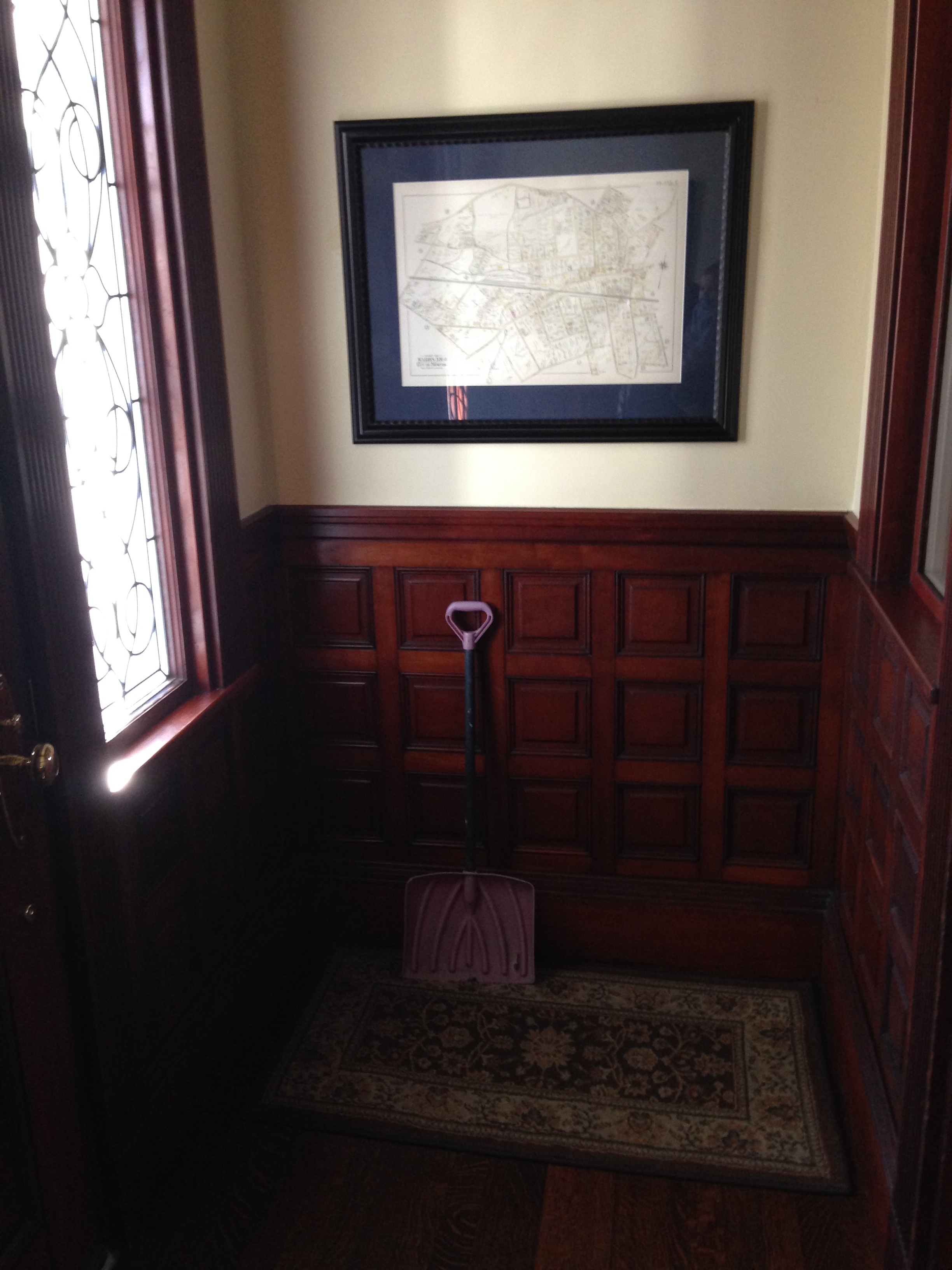 """One Room Challenge 4/2015 - """"Before"""" 