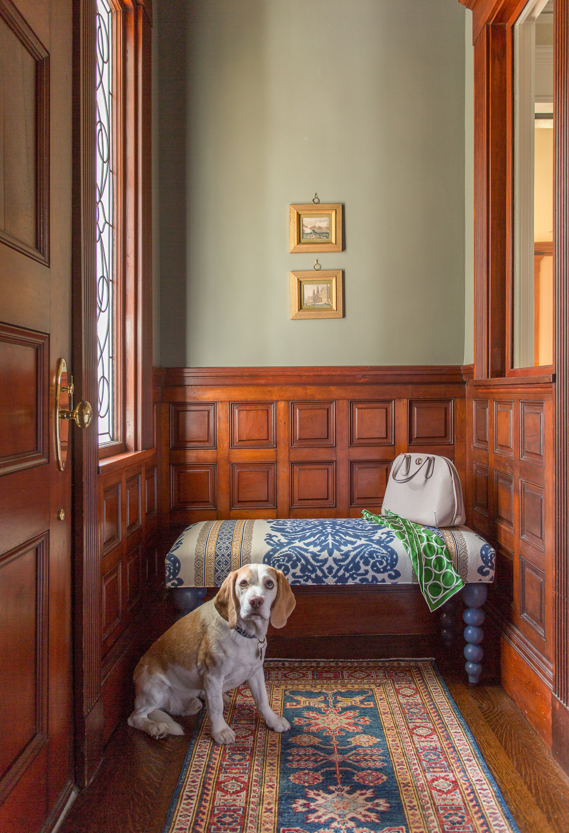 One Room Challenge 5/2015 Week 6 Reveal | Interiors for Families | Kelly Rogers Interiors