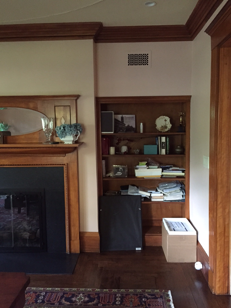 One Room Challenge Fall 2015 - BEFORE | Kelly Rogers Interiors | Interiors for Families