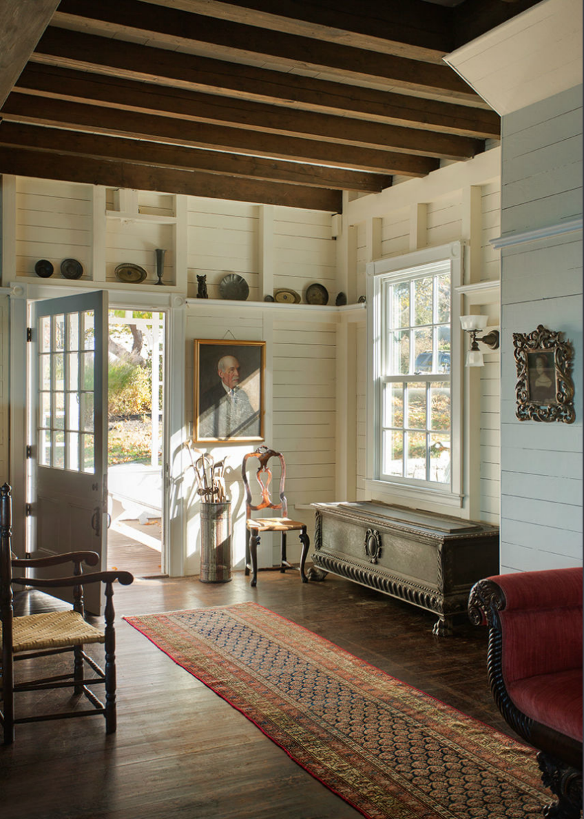 Eric Roth Photography | The Allure of Antique Portraits | Interiors for Families