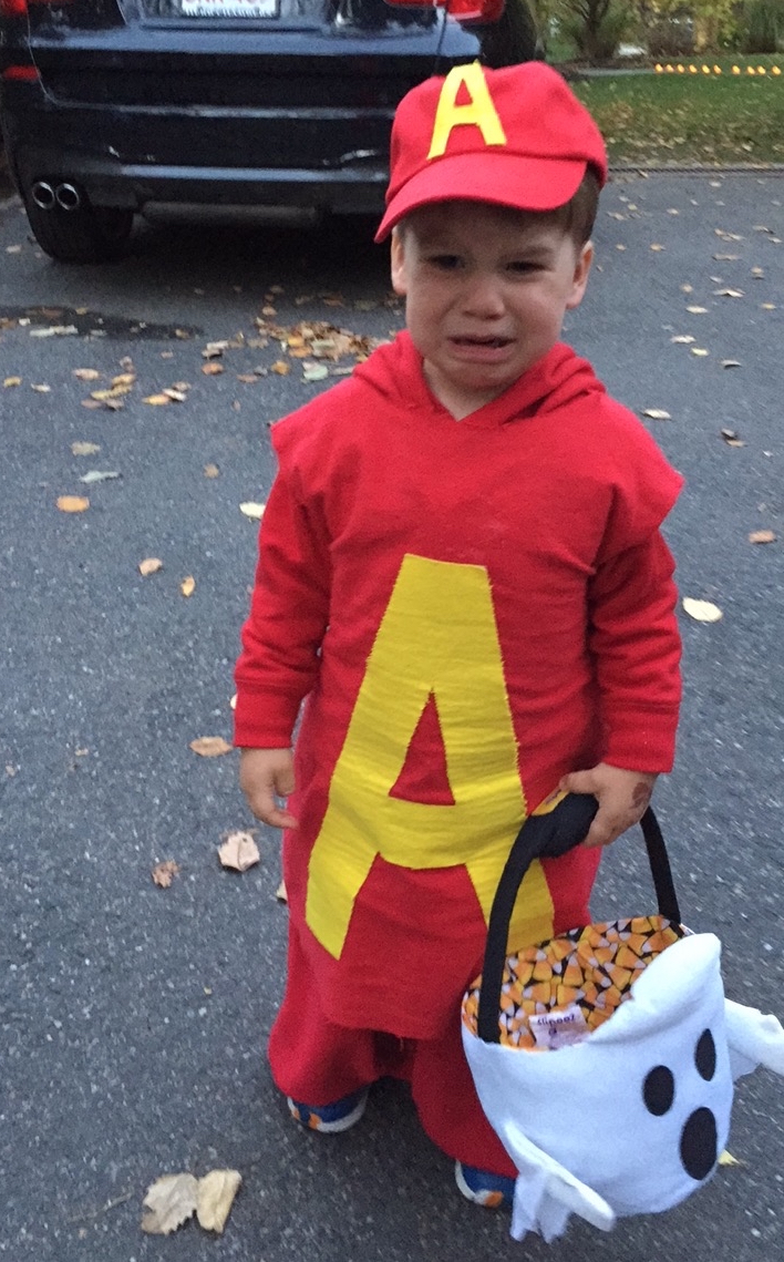Halloween 2016 | Alvin and the Chipmunks | Interiors for Families