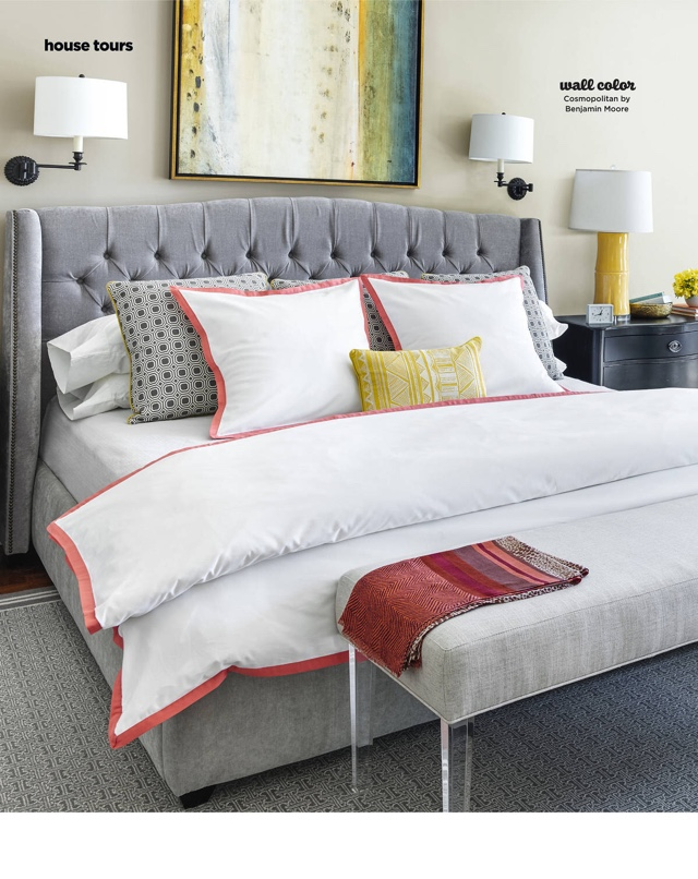 Kelly Rogers Interiors | HGTV Magazine 12/16 | Interiors for Families