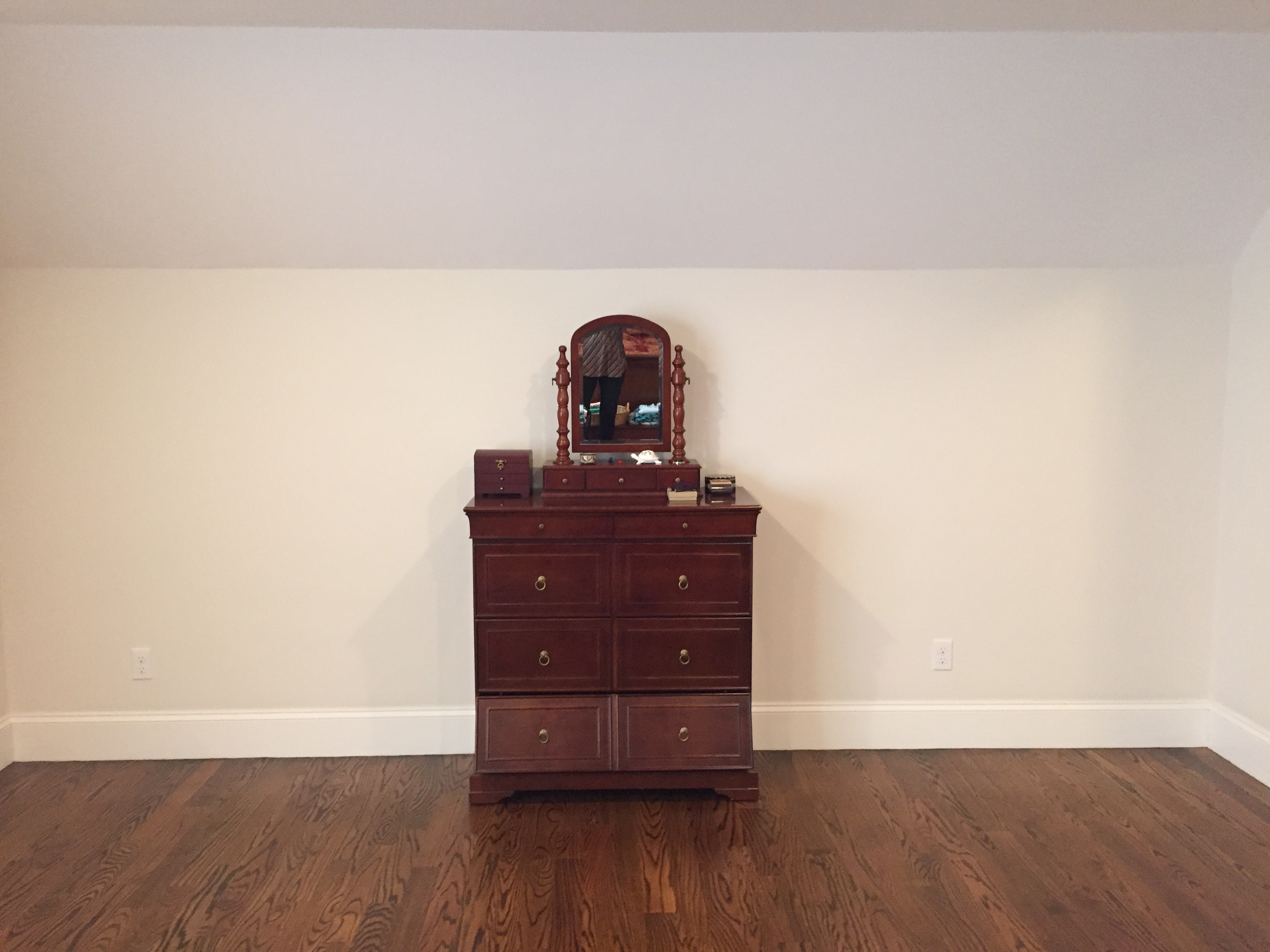 """Wellesley Master Bedroom Reveal """"Before"""" 