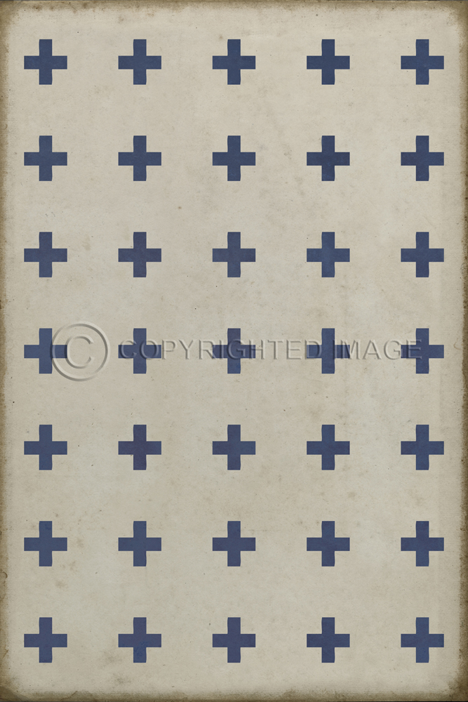 Friday Family-Friendly Find: Williamsburg Vintage Floorcloths   Interiors for Families