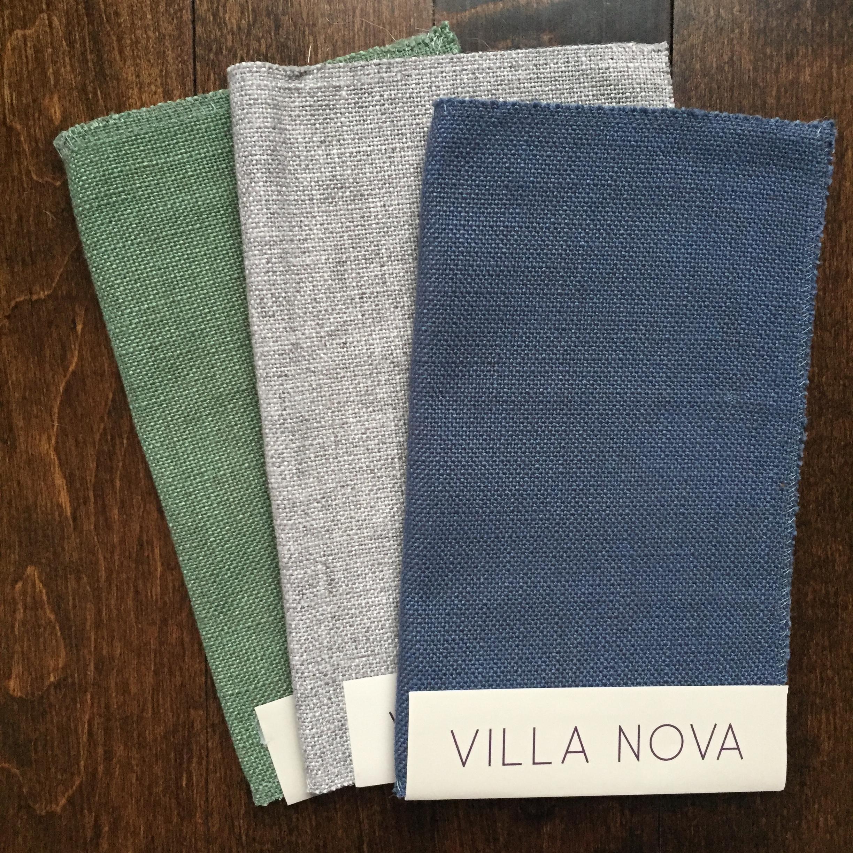 Friday Family-Friendly Find: Villa Nova EasyClean Fabrics | Interiors for Families