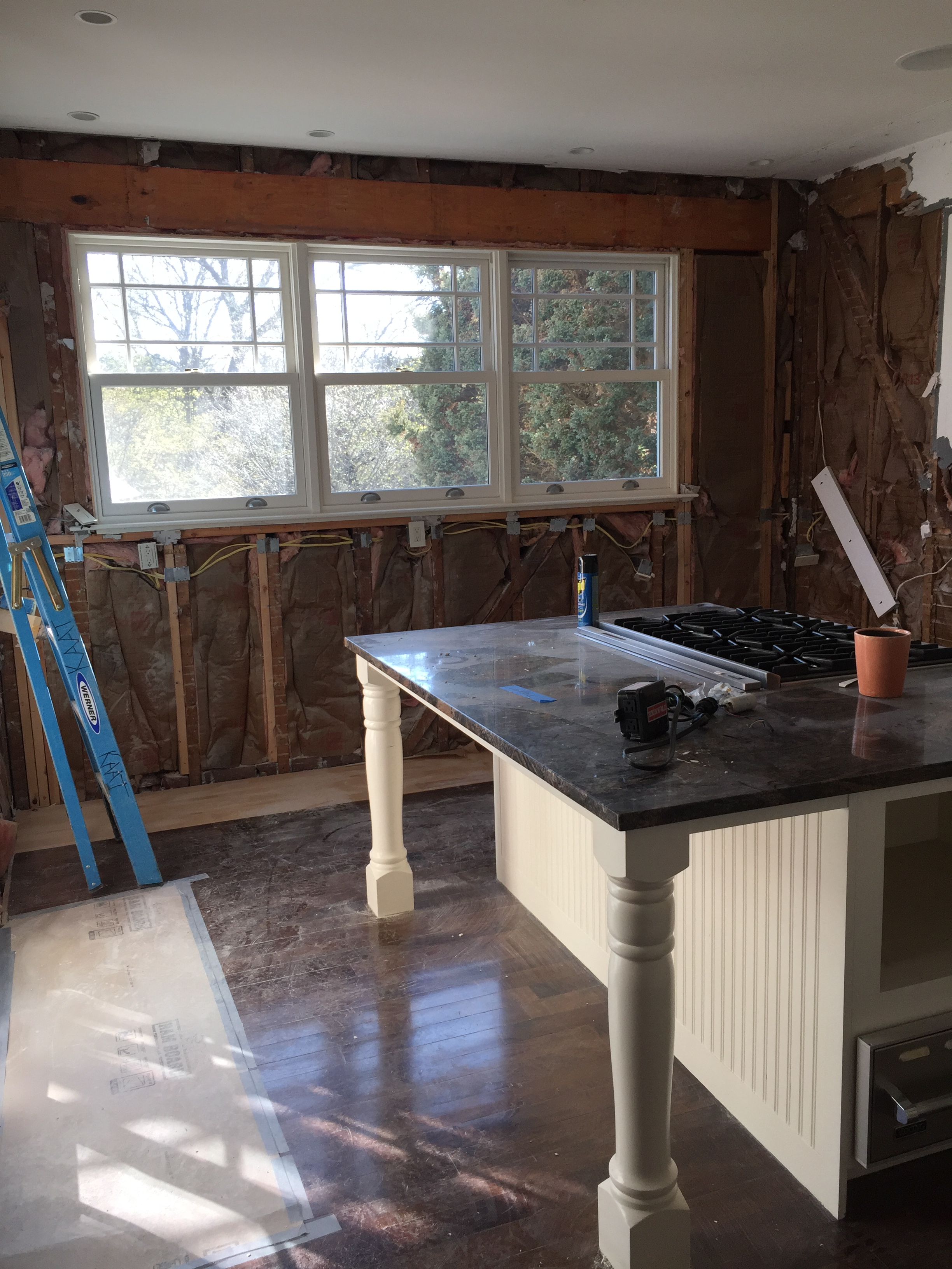 Day 1: Project 1896 (Our Home Renovation)   Interiors for Families   Kelly Rogers Interiors