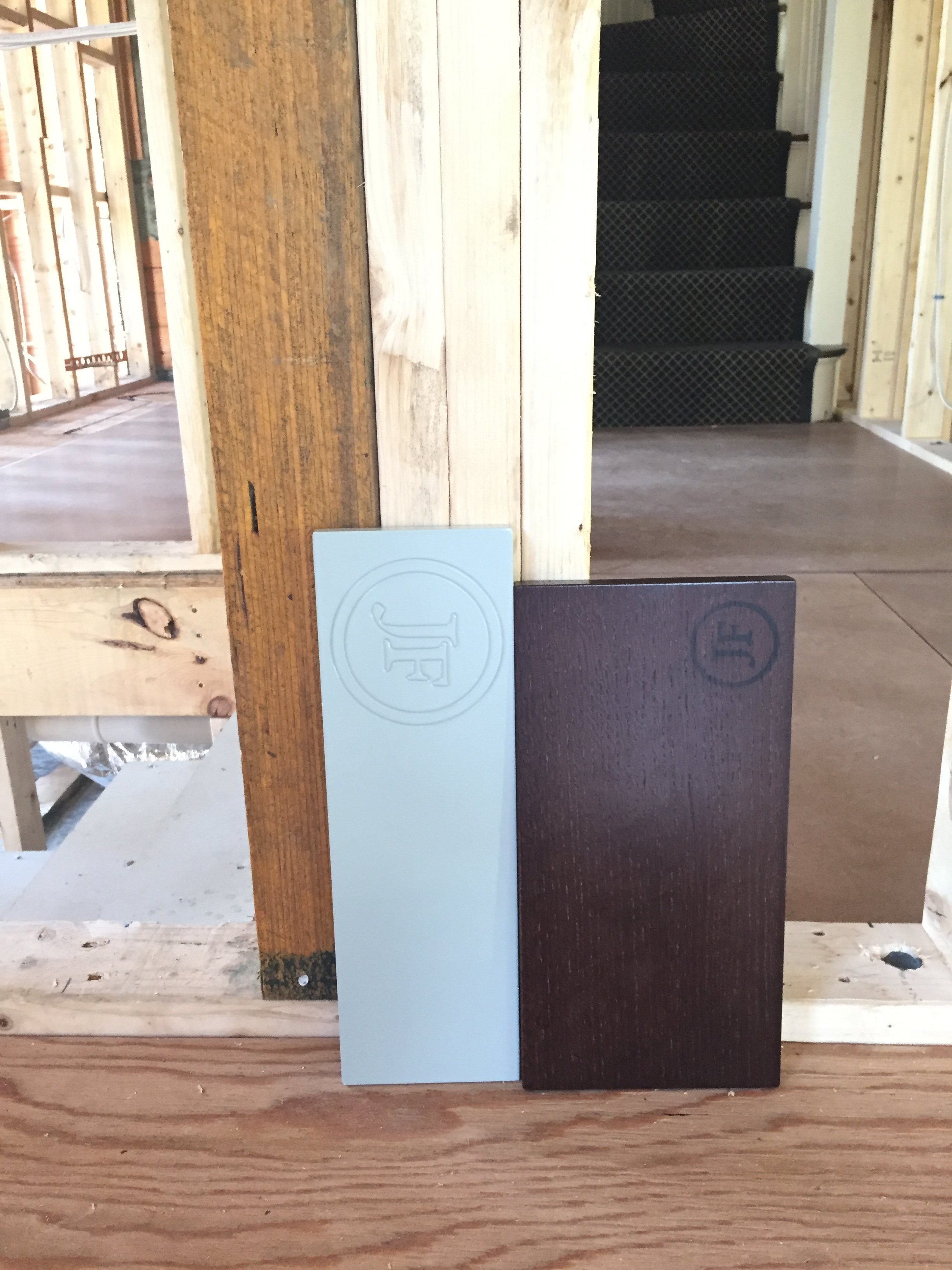 Day 161: Project 1896 (Our Home Renovation) - Color and Crises of Confidence | Kelly Rogers Interiors | Interiors for Families