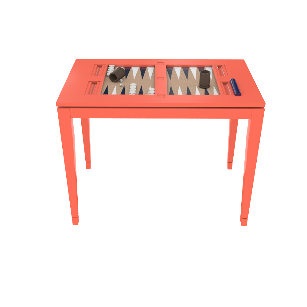 Friday Family-Friendly Find: Oomph Backgammon Table | Interiors for Families