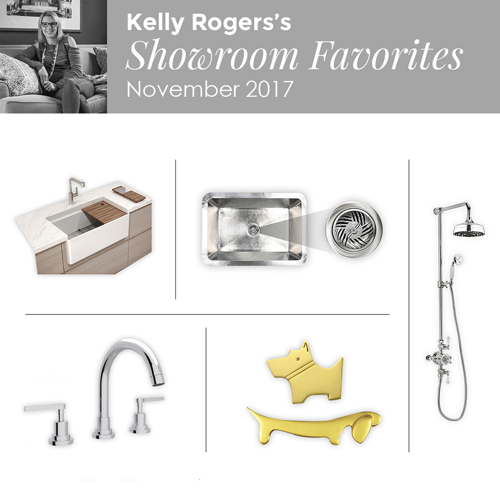 Kelly Rogers's November Showroom Favorites | Interiors for Families | Kelly Rogers Interiors