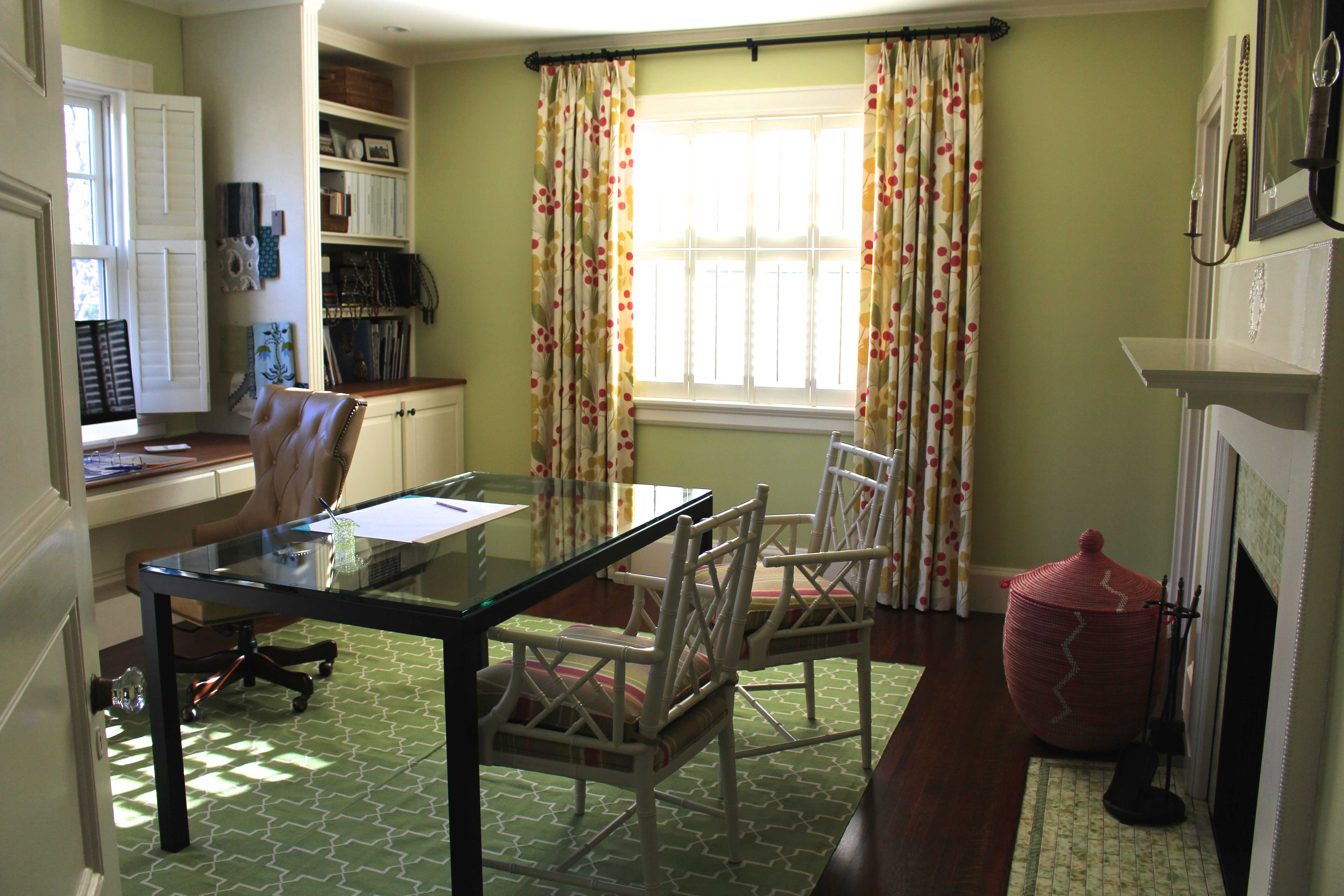 Kelly Rogers Interiors | Our 'Second' Office