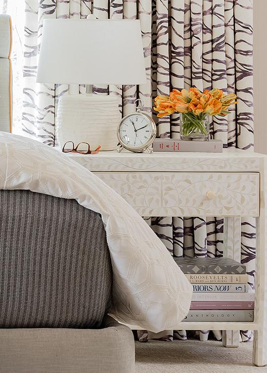 One Room Challenge Week 6: Bold Serene Bedroom REVEAL | Kelly Rogers Interiors