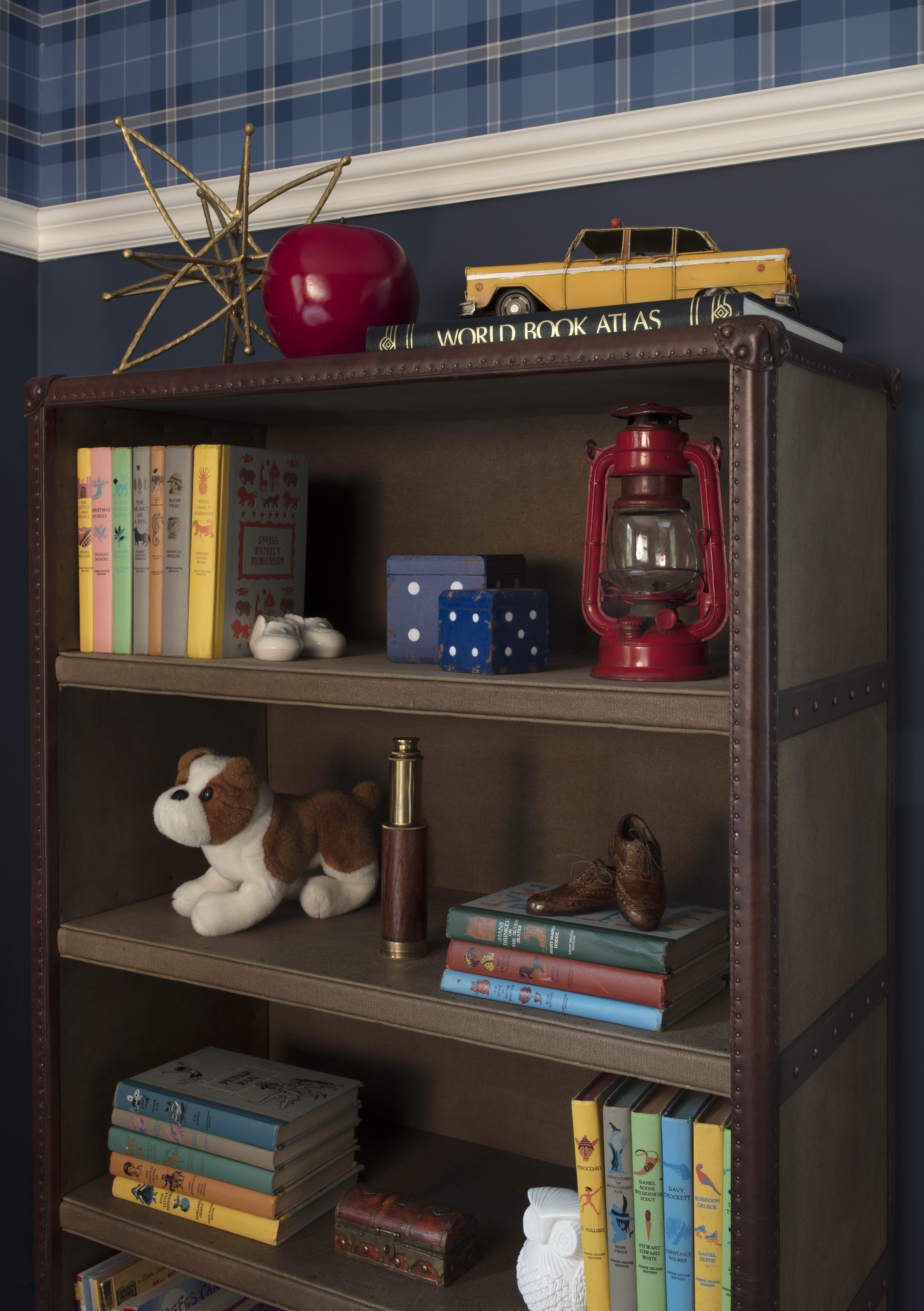 One Room Challenge Fall 2018 REVEAL   American Evolution Big Boy Bedroom   Kelly Rogers Interiors